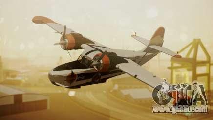 Grumman G-21 Goose N79901 for GTA San Andreas