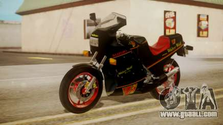 Suzuki RG 250G Walter Wolf for GTA San Andreas