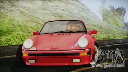 Porsche 911 Turbo 3.3 Coupe (930) 1986 for GTA San Andreas