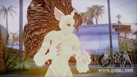 MVC3 Felicia for GTA San Andreas