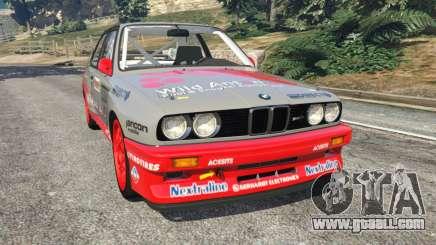 BMW M3 (E30) 1991 [Wild Autonio] v1.2 for GTA 5