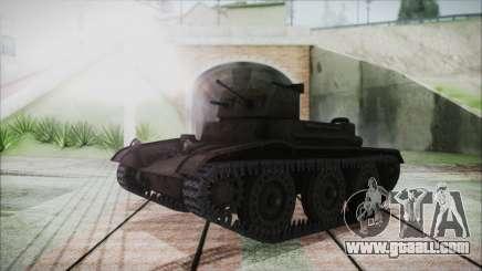 T7 Combat Car for GTA San Andreas