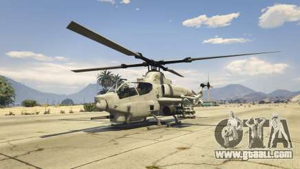 AH-1Z Viper for GTA 5