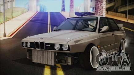 BMW M3 E30 Camber for GTA San Andreas