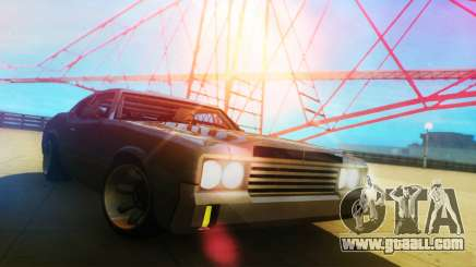 Sabre Race Edition for GTA San Andreas