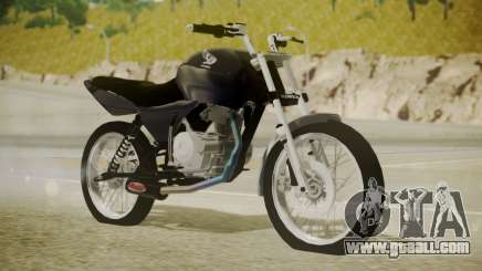 Honda Titan CG150 Stunt for GTA San Andreas