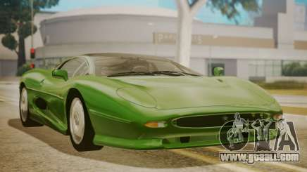 Jaguar XJ220 1992 IVF АПП for GTA San Andreas
