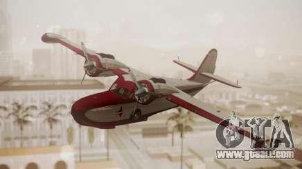 Grumman G-21 Goose N121GL for GTA San Andreas