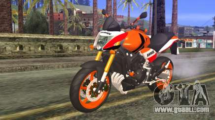 Honda Hornet Repsol 2010 for GTA San Andreas