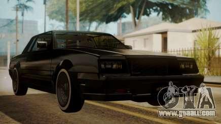 GTA 5 Faction Stock DLC LowRider for GTA San Andreas