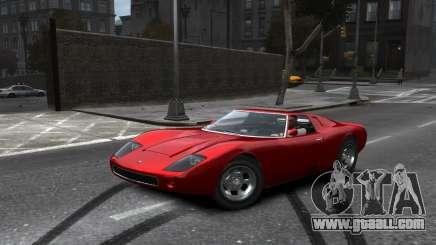 GTA 5 Monore Imporeved for GTA 4