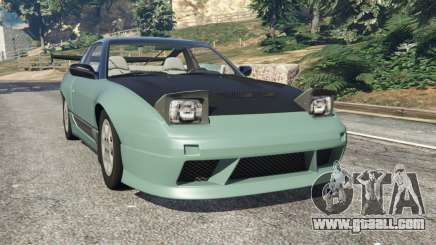 Nissan 240SX for GTA 5