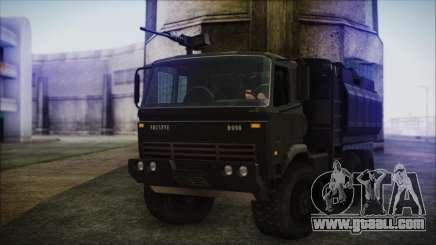 Archer Gun Truck for GTA San Andreas