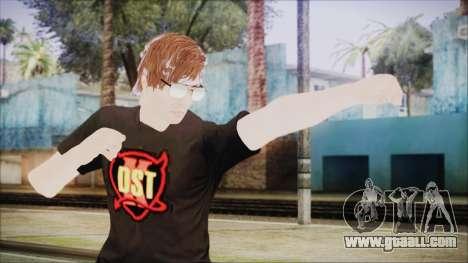 GTA Online Skin 43 for GTA San Andreas