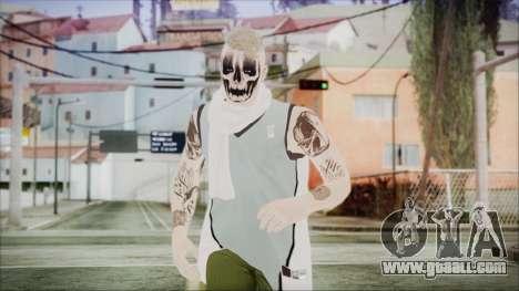 GTA Online Skin 2 for GTA San Andreas