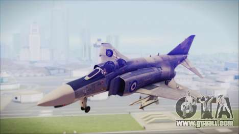 McDonnell Douglas F-4N Hellenic Air Force for GTA San Andreas
