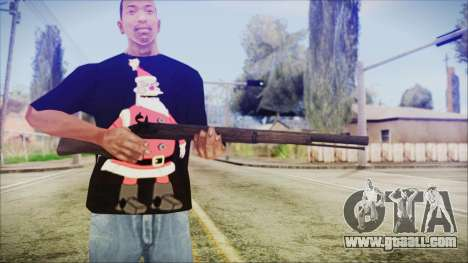 GTA 5 Musket - Misterix 4 Weapons for GTA San Andreas third screenshot