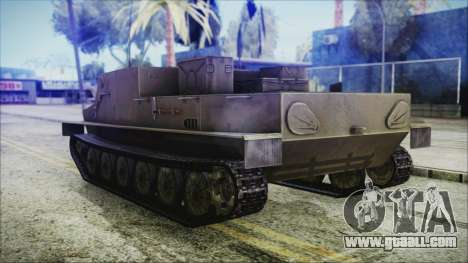 BTR-50 for GTA San Andreas left view
