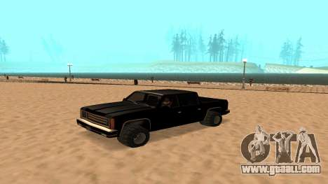 FBIranch By MarKruT for GTA San Andreas