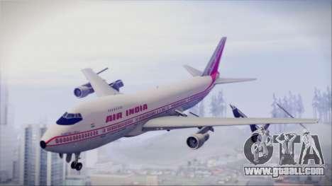 Boeing 747-237Bs Air India Rajendra Chola for GTA San Andreas