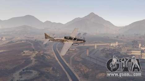GTA 5 Embraer A-29B Super Tucano House sixth screenshot