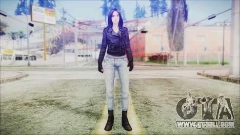 Marvel Future Fight Jessica Jones v1 for GTA San Andreas second screenshot