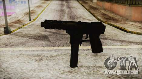 TEC-9 Multicam for GTA San Andreas