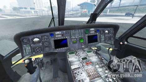 Sikorsky HH-60G Pave Hawk for GTA 5