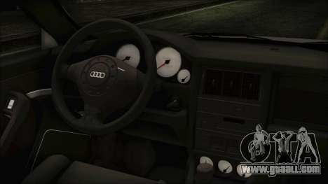 Audi 80 B4 RS2 New for GTA San Andreas right view
