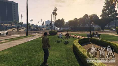 The Force Unleashed for GTA 5
