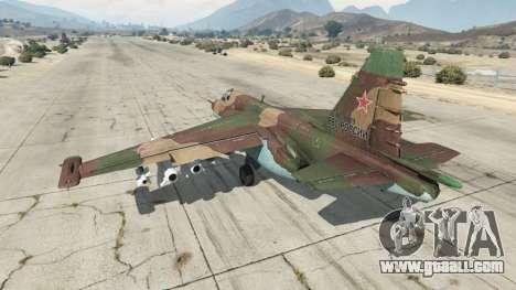 GTA 5 Su-25 v1.1 third screenshot