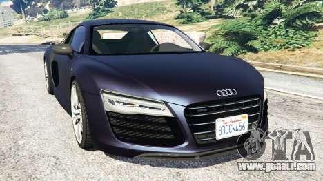 Audi R8 Quattro for GTA 5