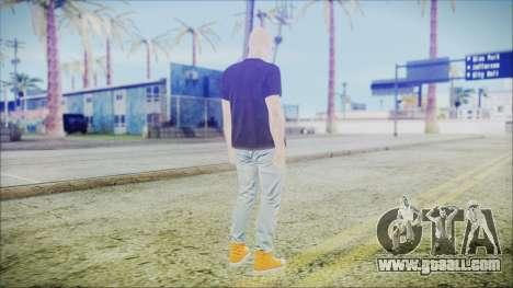 GTA Online Skin 55 for GTA San Andreas third screenshot