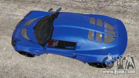 Lotus Exige 240 2008 for GTA 5