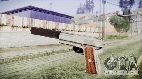Wildey Magnum for GTA San Andreas second screenshot
