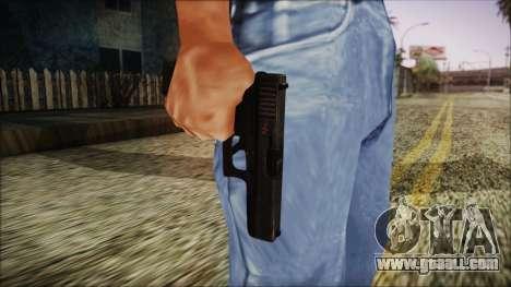 PayDay 2 Chimano 88 for GTA San Andreas third screenshot