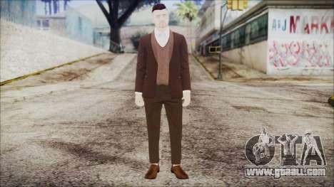 GTA Online Skin 14 for GTA San Andreas second screenshot