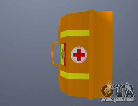 First Aid Kit for GTA San Andreas