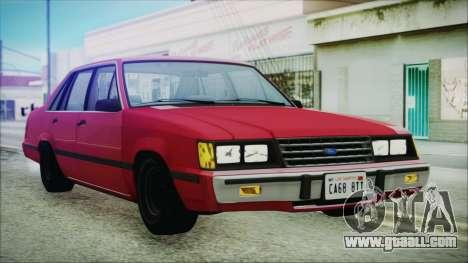 Ford LTD LX 1986 for GTA San Andreas
