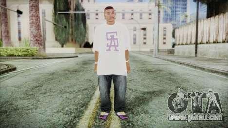 GTA 5 Ballas 1 for GTA San Andreas second screenshot