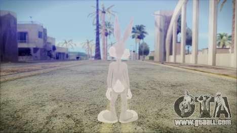 Bugs Bunny for GTA San Andreas third screenshot