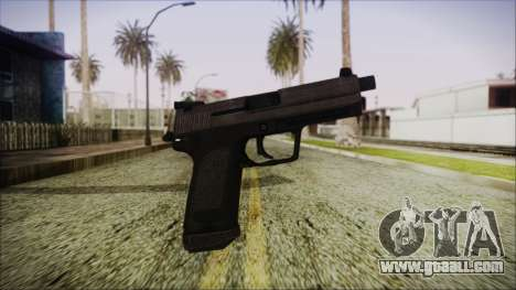 PayDay 2 Interceptor .45 for GTA San Andreas