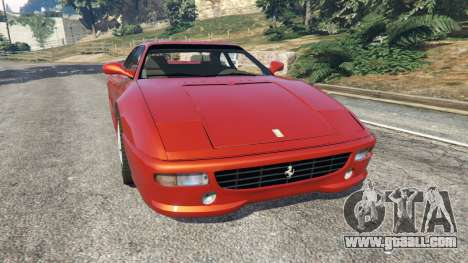 Ferrari F355 for GTA 5