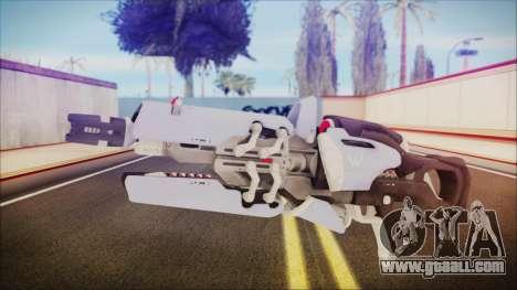 Widowmaker - Overwatch Sniper Rifle for GTA San Andreas