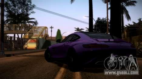 ENB by OvertakingMe (UIF) v2 for GTA San Andreas fifth screenshot