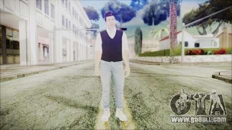 Skin GTA Online Bussines 3 for GTA San Andreas
