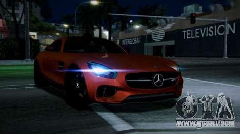 ENB by OvertakingMe (UIF) v2 for GTA San Andreas sixth screenshot
