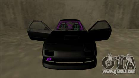 Mazda RX-7 FC Drift for GTA San Andreas interior