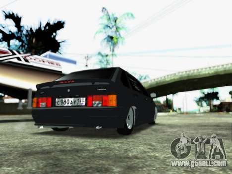 2114 for GTA San Andreas back left view