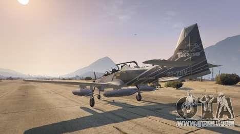 GTA 5 Embraer A-29B Super Tucano House fourth screenshot